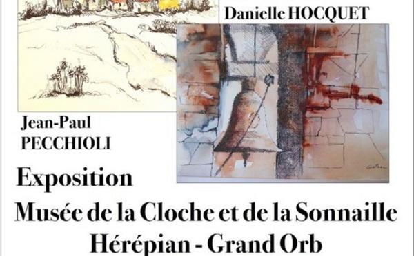 Exposition au Musée de la cloche et des sonnailles à HÉRÉPIAN - Espace Rodin