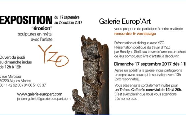 Galerie Europ'Art - yzo à Aigues Mortes