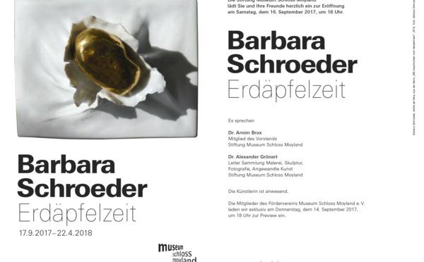 Exposition Barbara Schroeder au Museum Schloss Moyland en Allemagne