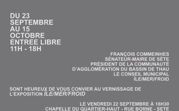 ÎLE/MER/FROID - Chapelle de Quartier-haut - Sète