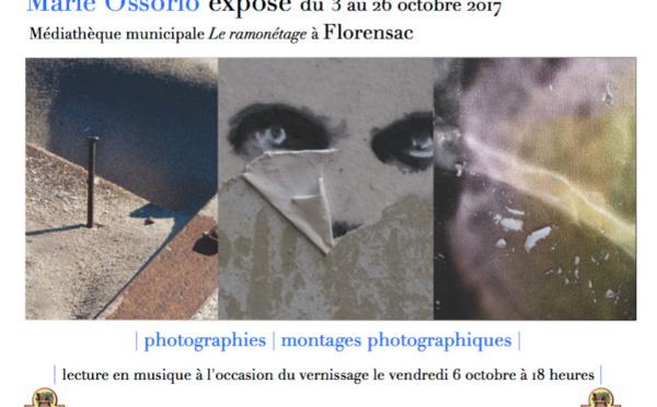 Marie Ossorio expose à Florensac