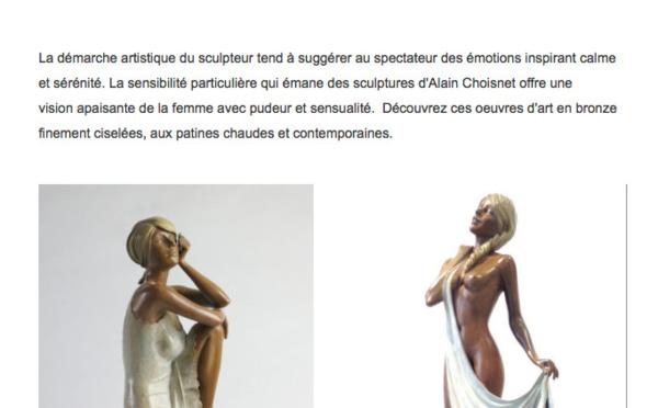 Lorsque le bronze sublime l'élégance -  Saint-Paul-de-Vence