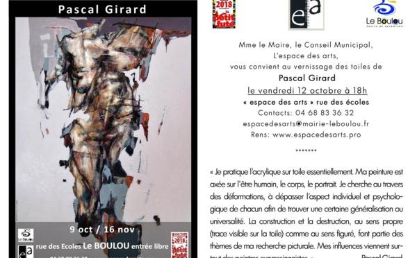 Les toiles de PascalL Girard - Le Boulou