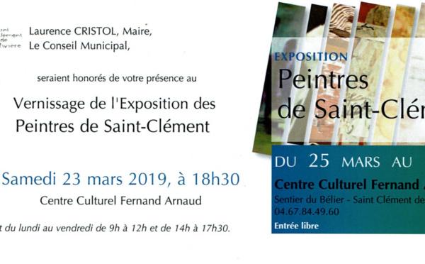 Peintres de Saint-Clément - St. Clement-de-Rivière