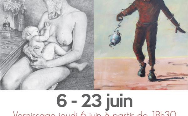 Expo de juin à La Volta - Saint-Sériès