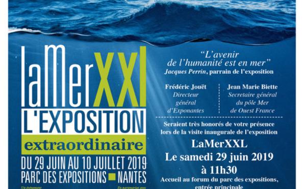 La mer XXL - Parc expo. Nantes