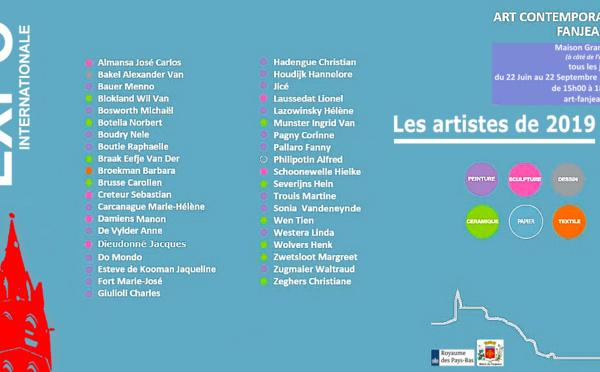 Exposition à la Maison Gramont à Fanjeaux (11)