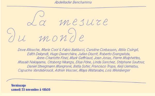 """""""Fata Bromosa"""" d'Abdelkader Benchamma et """"La mesure du monde"""" - Sérignan"""