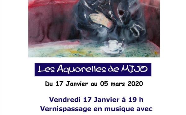 Murviel-les-Béziers - Mijo au Café Nouvel