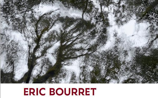 exposition d'Eric Bourret, photographe-marcheur