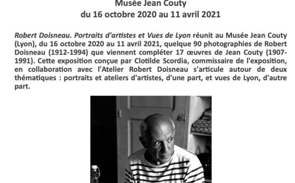 Doisneau au musée Jean Couty - Lyon