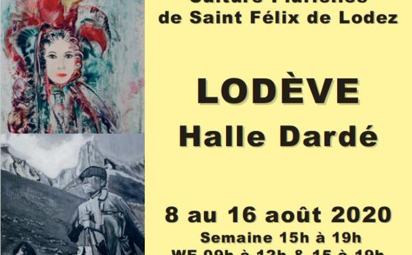 Exposition Halle DARDÉ - Lodève