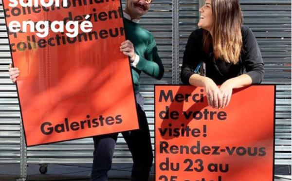 Salon GALERISTES, zéro kilomètre et zéro déchet pour sa 5e édition - Carreau du Temple - Paris