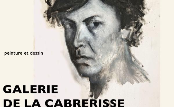 Exposition d'Anna Camille Galerie Cabrerisse